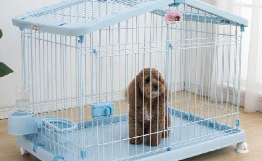 爱丽思HCA-800房屋型狗笼:精致又舒适,看护宠物的好选择