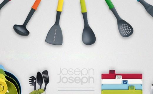 火遍全世界的Joseph Joseph,这20件最值得买!