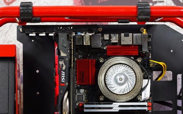 只要颜值就够了 TT Engine 27 散热器体验