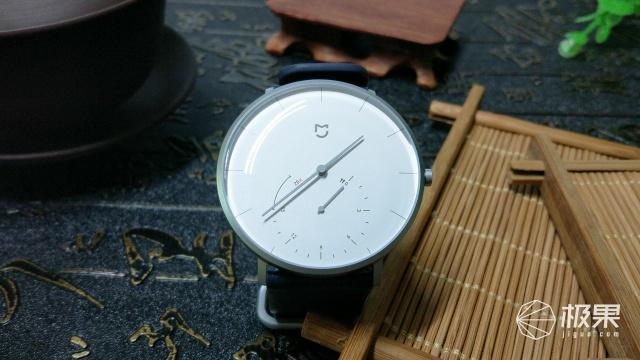 超長待機深度防水,簡約而不簡單,米家智能石英手表體驗