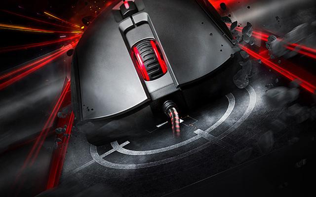 HyperX新品电竞鼠标+鼠标垫套装