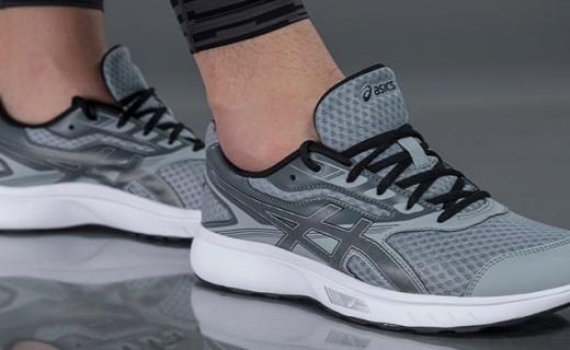 亚瑟士 STORMER运动跑鞋:避震缓冲性价比款,跑步入门首选