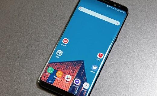 年度曬單新品,三星Galaxy S9+ C位出道