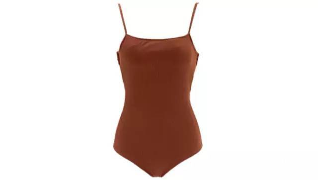 Oysho30718202800-22沙滩比基尼上装泳衣