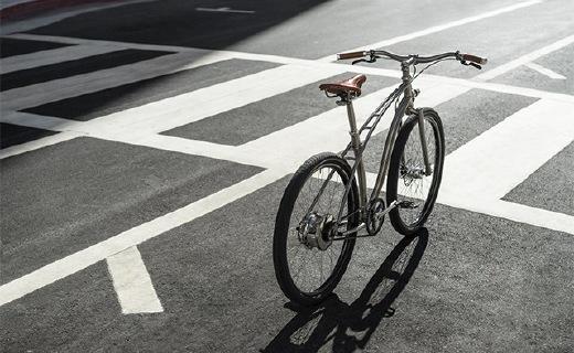 全球最轻的电动自行车,续航竟有160公里