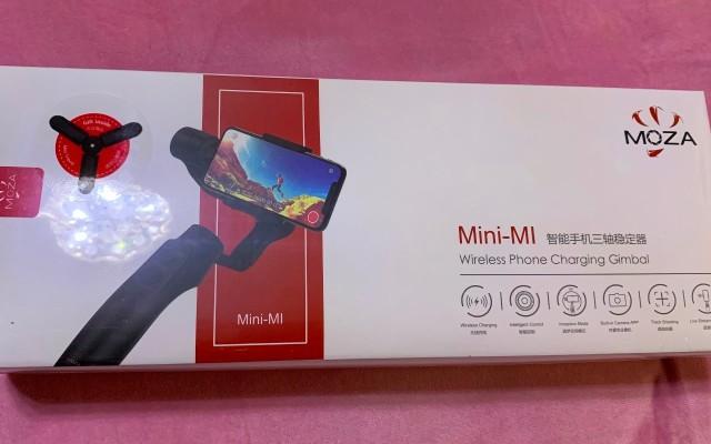 魔爪Mini-MI 手机稳定器帮你记录生活中的点滴,从此告别拍摄抖动