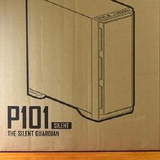 干掉RGB!!!簡約大氣的靜音中塔——ANTEC 安鈦克 P101 靜音機箱裝機