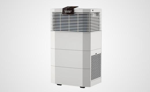 A.O.史密斯空气净化器,大空间快速除霾神器