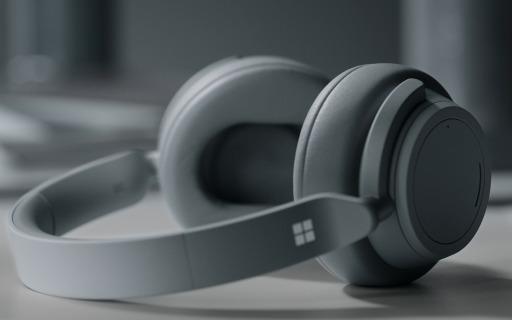 微软上线Surface Headphones:13级可调节降噪,售价2888元