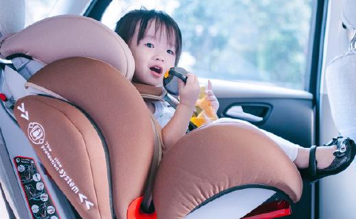 换了这个安全座椅,宝贝由普通舱瞬间升级到了头等舱