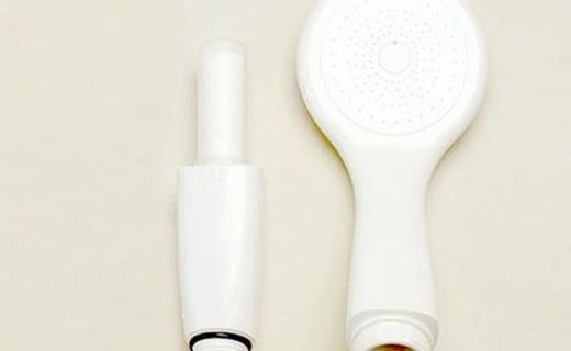三荣水栓淋浴喷头:节水去氯改变水质,敏感肌的福音