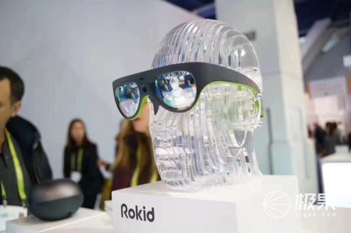Rokid发布AR眼镜:超轻量机身,语音手势双识别