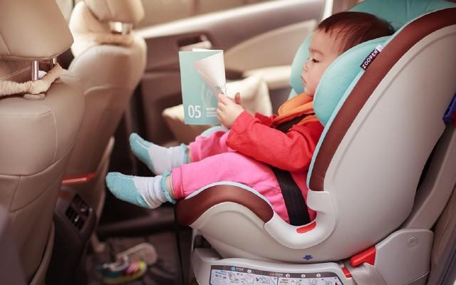 安全舒适性与颜值共存,孩子安全出行保护神 — 美国zooper儿童安全座椅评测 | 视频