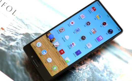 千元全面屏手机该有的样子,坚果3测评