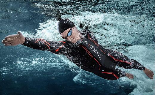 易浮材料制造的高科技泳衣,让你游得飞起!