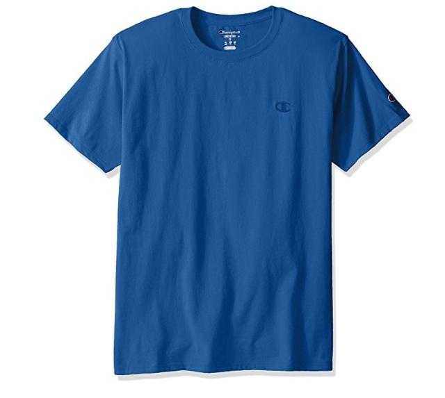 ChampionJersey男士纯色T恤