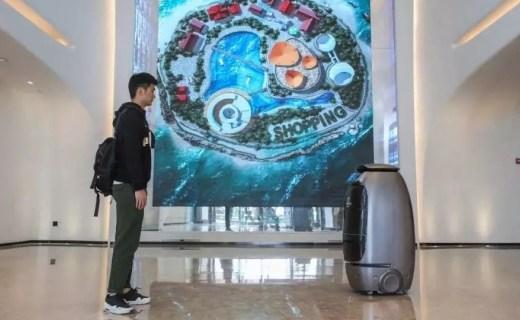 马云家开了个未来酒店!机器人伺候你,进去钱包就保不住了……