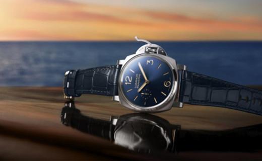 沛纳海推出最薄表壳系列腕表,多种款式随意搭配