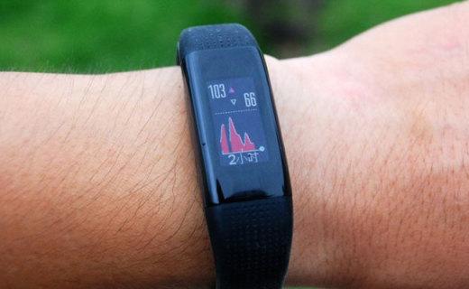 GPS加特,手腕上的運動私教,Neo全能手環深度測評