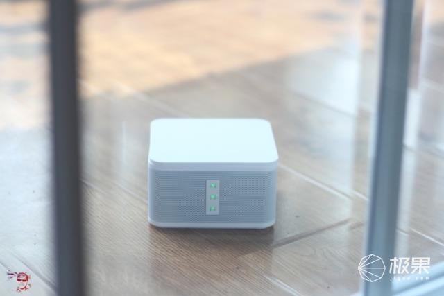 音箱界里会无线充电的,插座界里支持照明的,阿凡达智控自由魔方测评