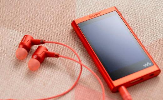 索尼NW-A55HN评测,音质与设计比经典更出色