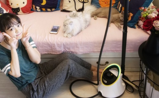 家居清洁好帮手,扔掉清洁剂,高效清洁也能杀菌消毒除异味 — 卡赫高温蒸汽清洁机SC2 Delux体验