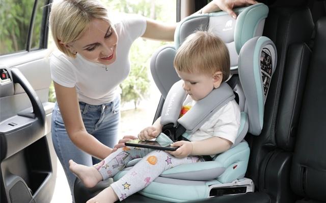 麦凯 儿童安全座椅汽车用