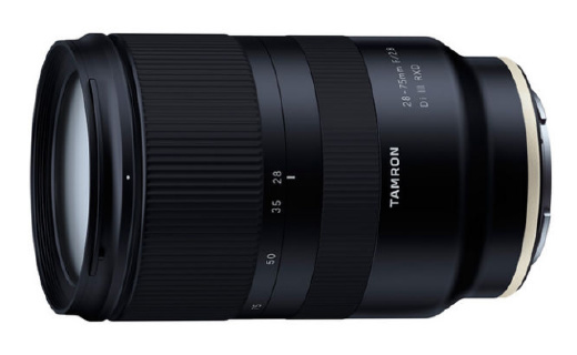 腾龙E口恒定F2.8标变镜头,售价仅五千重量更轻