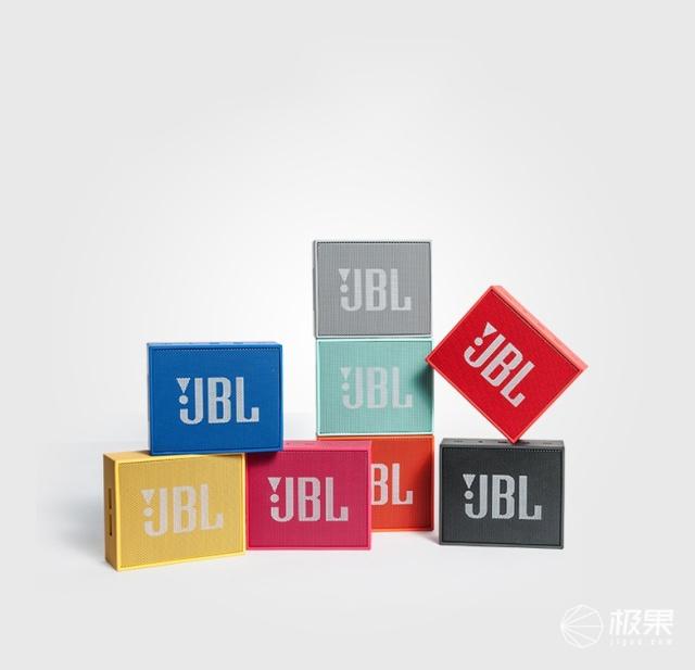 JBLGO音乐金砖无线蓝牙音响