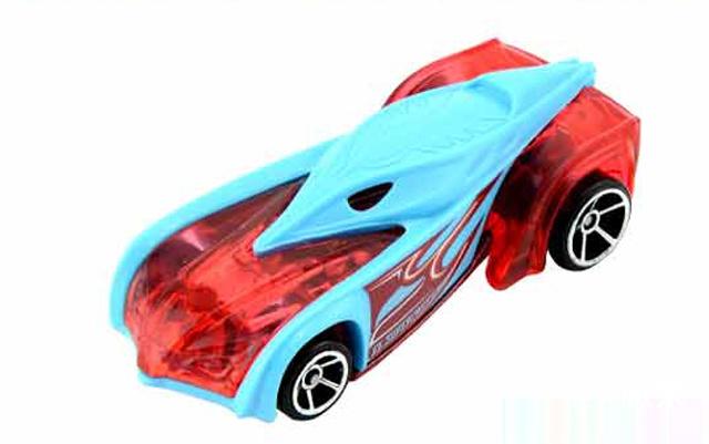 风火轮(Hotwheels)X2589回旋赛道