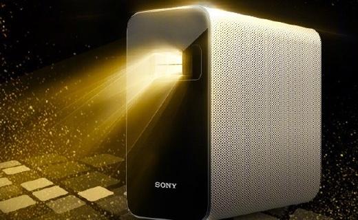 索尼Xperia Touch黑科技投影要开卖了,13999元!