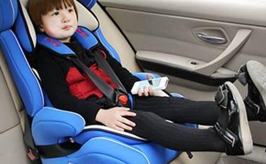 康科德儿童座椅:双层冲压全方位减震,贴心呵护宝宝出行安全
