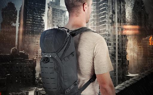索格户外背包,纯爷们就该背这么MAN的包!