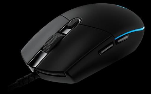 罗技G102 Prodigy游戏鼠标,更精确舒适