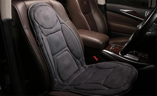 COMFIER 2602汽车坐垫:多点按摩还能加热,老司机开?#24403;?#22791;