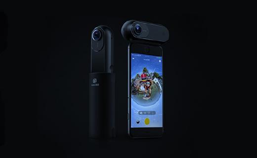 秒杀GoPro的Insta运动相机,居然还有子弹时间功能