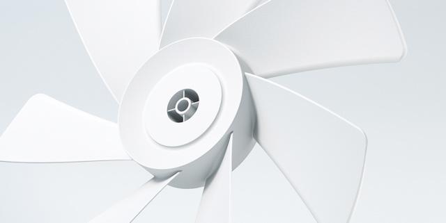 智米自然风风扇