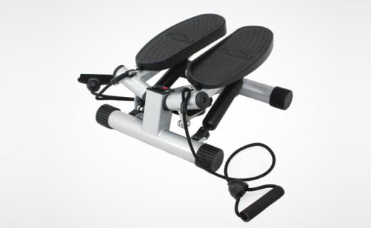 Sunny踏步机:重型钢结构坚固耐用,直观感受锻炼情况