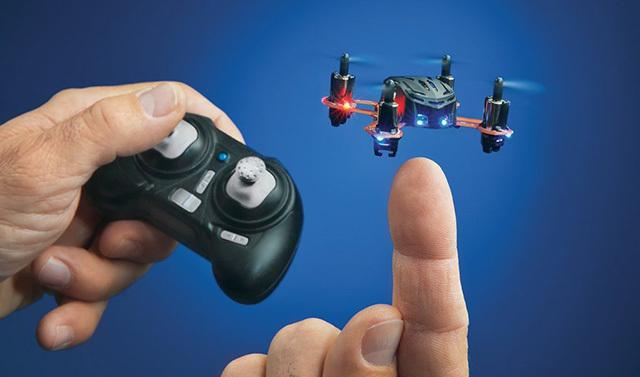 超迷你四旋翼飞行器免费试用