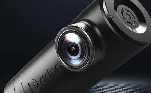 盯盯拍mini2S行车记录仪:创新黑科技光学技术,无畸变镜片高清成像