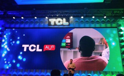 TCL 2019 CES全球新品发布!携QLED 8K TV及多款智能生态产品来袭!
