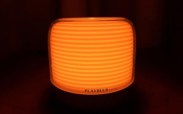 生活不止眼前的苟且,还有雅韵翩然的情趣蜡烛灯 — PLAYBULB BTL305蜡烛氛围灯体验