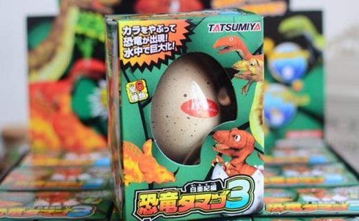 Violaine恐龙蛋玩具:仿真孵化过程,满足孩子求知欲