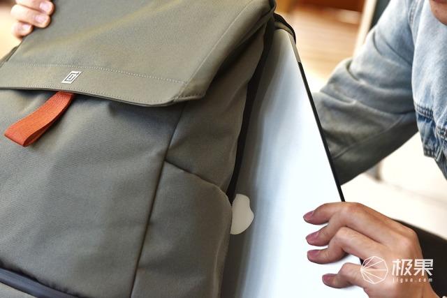 一加发布双肩背包:防水设计,时尚简约