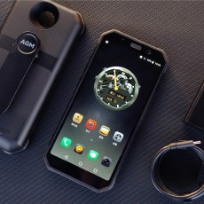 摔不壞的手機過年送長輩,會被拒絕嗎?——AGM H1禮品版人肉測試