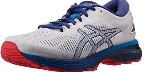 亞瑟士男子跑鞋:GEL柔軟緩震系統,DUOMAX長久支撐