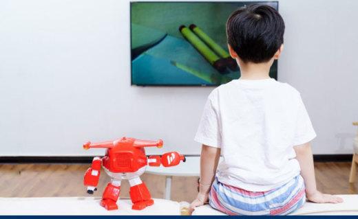 这个暑期新玩法:电视+机器人+语音,开创智能娱乐时代