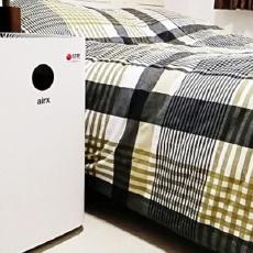 airx A8空气净化器体验:急速净化空气更静音 | 视频