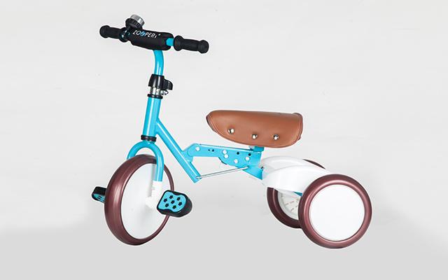 美国如宝zooper 儿童学步三轮车