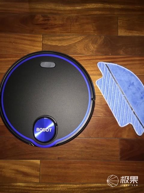BOBOT激光导航扫地机器人
